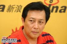 唐国强总编剧周振天作客新浪聊《张伯苓》(2)(图)