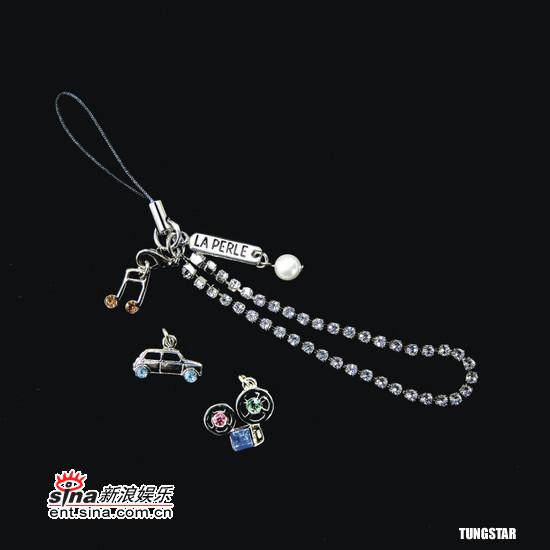 4月21日最酷男星:郭富城自制水晶绳绽放光芒