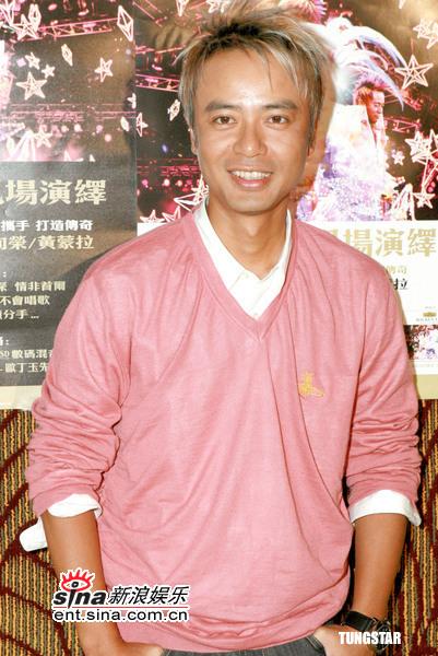 4月30日最酷男星:李克勤推出演唱会高清DVD