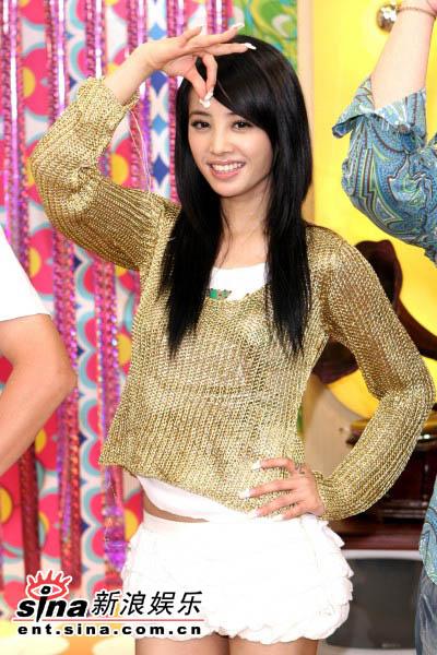 5月11日最美女星:蔡依林上节目承认与周杰伦旧日情