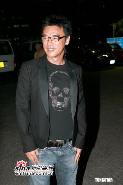 5月11日最酷男星:钟镇涛黄秋生等出席时尚派对