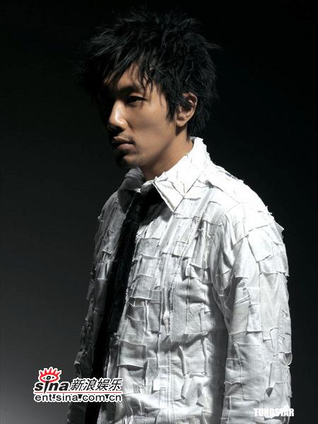 7月20日最酷男星:刘浩龙大碟相集留念三十岁