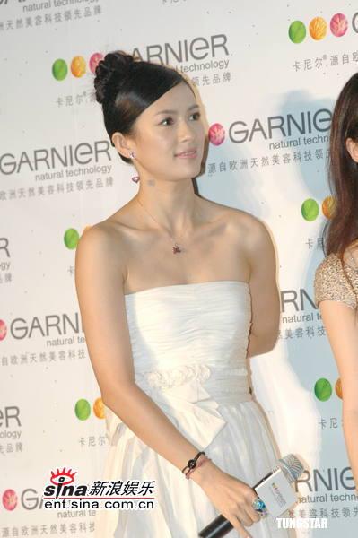 8月31日最美女星:章子怡上海亮相露香肩性感迷人