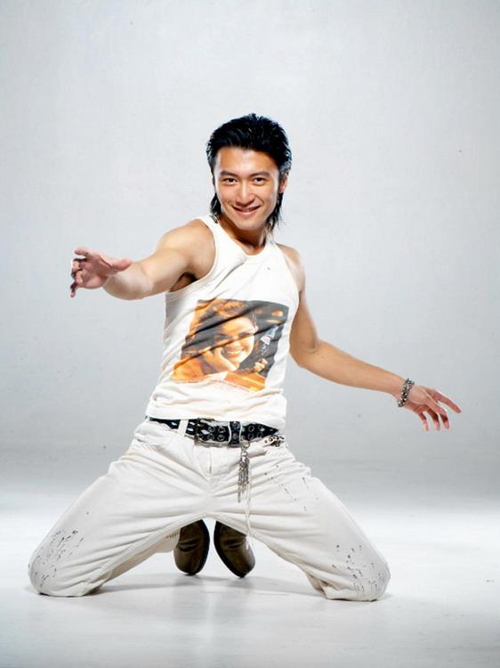 2006网络盛典电影类年度男演员候选:谢霆锋
