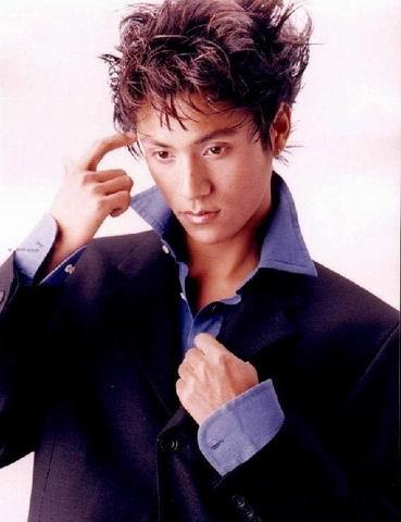 资料图片:BQ2006年度红人榜-陈坤