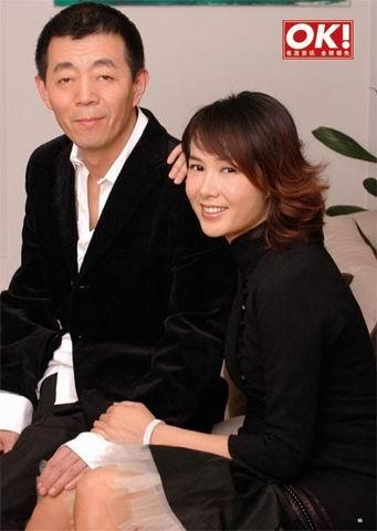 资料图片:BQ2006年度红人榜-顾长卫蒋文丽