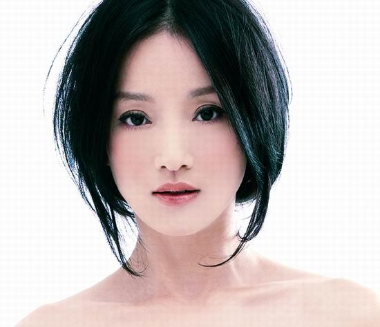 资料图片:BQ2006年度红人榜-周迅