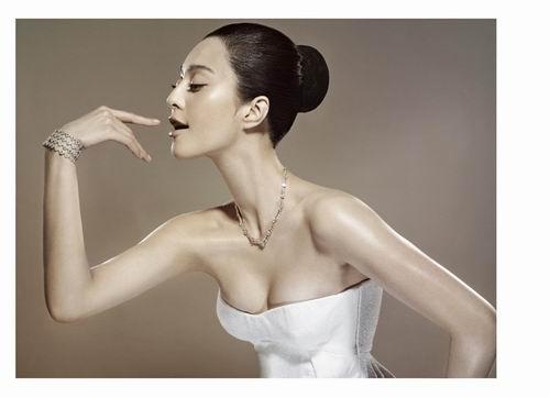 1月11日时尚关键词--复古造型妖猸古典