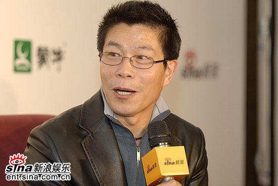 华谊兄弟CEO王中军 得奖当之无愧