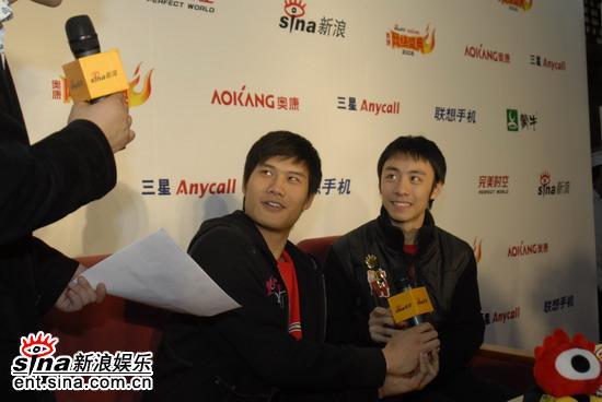 2006网络盛典年度最佳播客:后舍男生