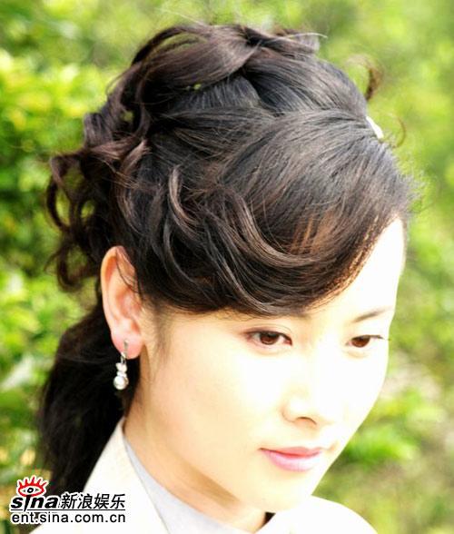 杨明娜《女人泪》片场得喜讯圈内评选进入十佳