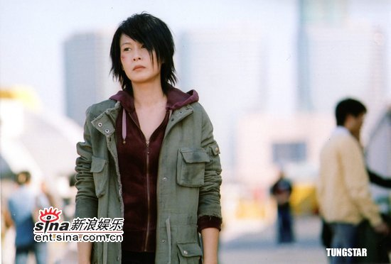 组图:刘若英否认全裸出镜称拍的不是色情片