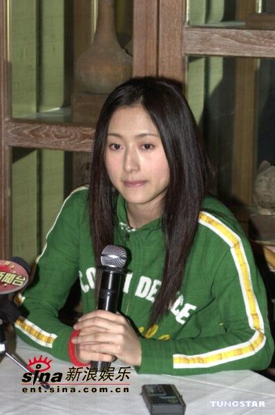 组图:王秀琳开记者会指责阿照对其确有性骚扰