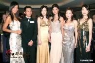 组图:新亚姐及蒋怡等众美女性感出席开幕晚宴