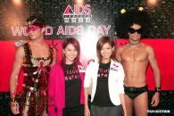 """组图:许志安2R等出席""""关怀爱滋""""跳舞派对"""