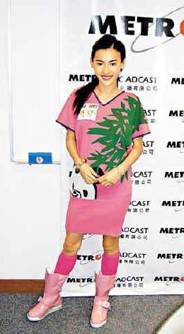 张柏芝回忆与陈晓东的幸福时光笑言当时太年轻