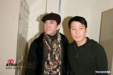 组图:香港演艺圈众人士义演为大海啸灾区募捐