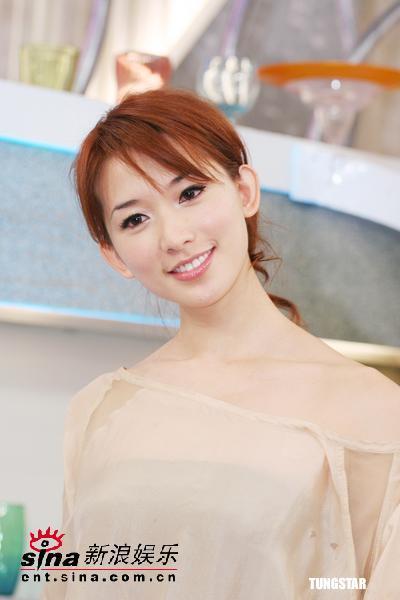 组图:林志玲上师姐洪晓蕾节目自曝是个爱吃鬼