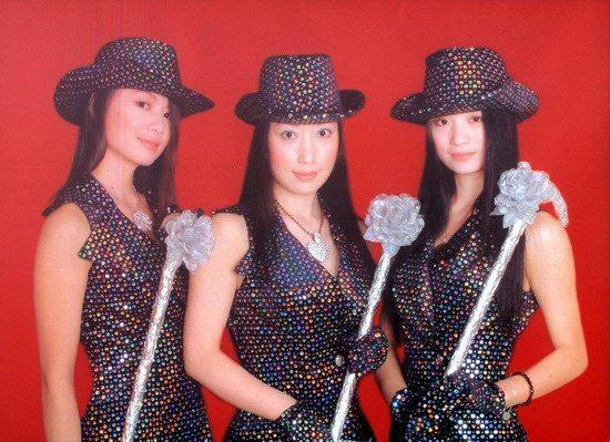 周璇组建演唱组合成员不怕受皇阿玛事件影响