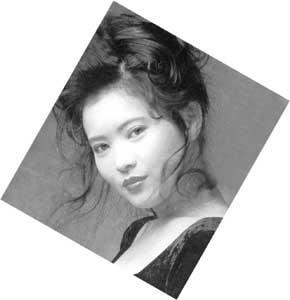 蓝洁瑛借款度日昔日电视女王今朝没饭吃(组图)