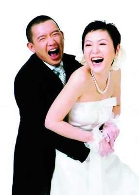 杜汶泽田蕊妮6月7日成婚结婚照率先曝光(附图)