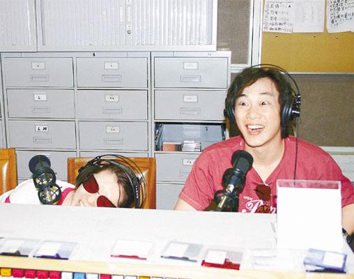 陈奕迅上节目被嘲笑坦言反感整天谈女儿(附图)