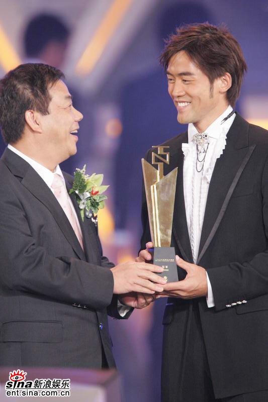 组图:2005亚洲先生出炉12号赵涌勇夺冠军