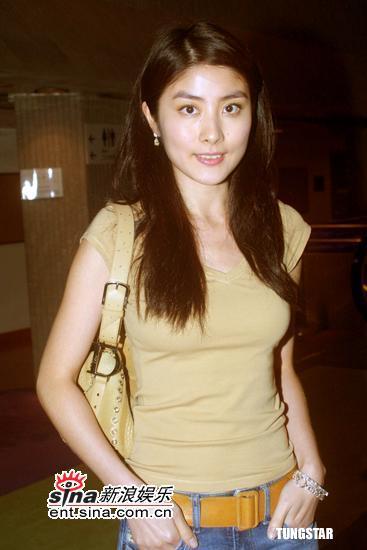 组图:陈慧琳出席《新倾城之恋》舞台剧
