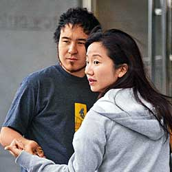 陶晶莹前男友涉及贩毒案被拘陶子拒不回应(图)