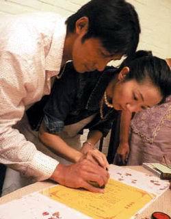 陶晶莹9月11日登记结婚否认未婚先孕传闻(图)
