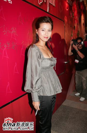 图文:05亚洲小姐总决赛现场直播--嘉宾麦家琪