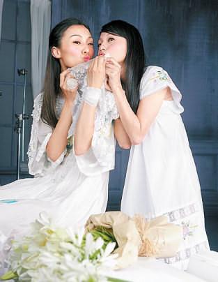 范玮琪称没看张韶涵不顺眼个性迥异但投缘(图)