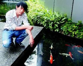 诸位台湾明星豪宅曝光林志玲高层防狗仔(组图)