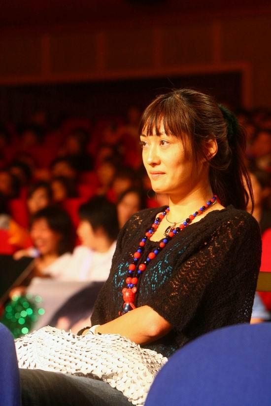 孟广美悄然现身《舞林大会》坦率面对丑化风波
