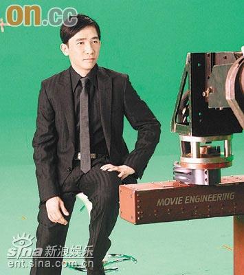 梁朝伟连任大使感荣幸群星拱照影视博览(图)