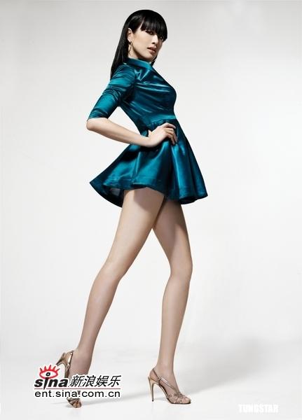 5月8日娱乐性感排行:钟丽缇展现火辣身材