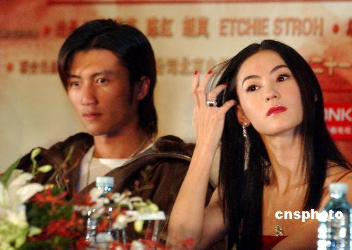 谢霆锋称与张柏芝躲在酒店过生日避谈妻子官司