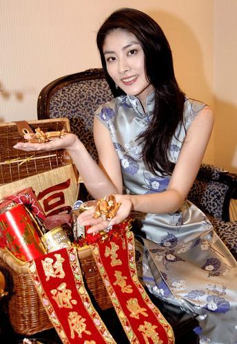 组图:陈慧琳毛发敏感影响唱歌新年养狗梦难圆