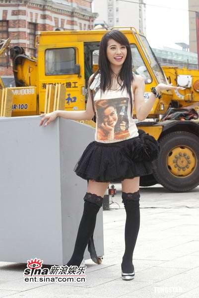 组图:蔡依林全新专辑《舞娘》5月亚洲同步发行