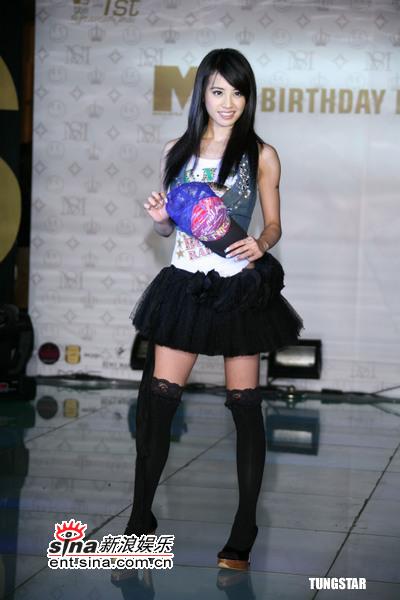 组图:蔡依林多变新形象示人受封为时尚女王