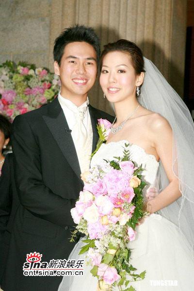 组图:柯受良女儿结婚刘德华张学友出席观礼