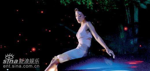 组图:舒淇迈阿密拍香水广告唯美画面赏心悦目