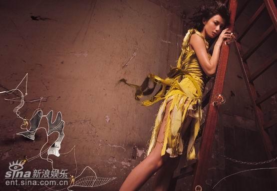 组图:黄伊汶摆动诱人舞姿火辣装束风靡全港