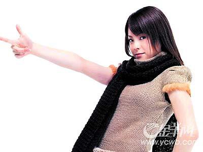 日本最受欢迎广告明星出炉松浦亚弥封后(图)