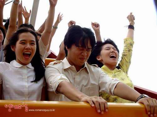 图文:李恩珠-《向左走向右爱》剧照