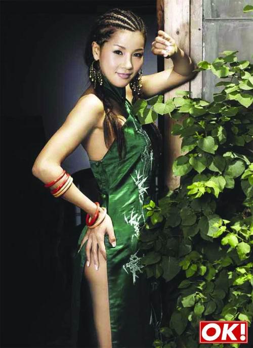 《OK!》独家专访:来自韩国的世界杯宝贝米拿