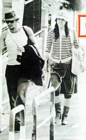 中村狮童对竹内结子呵护备至粉碎婚变传闻(图)