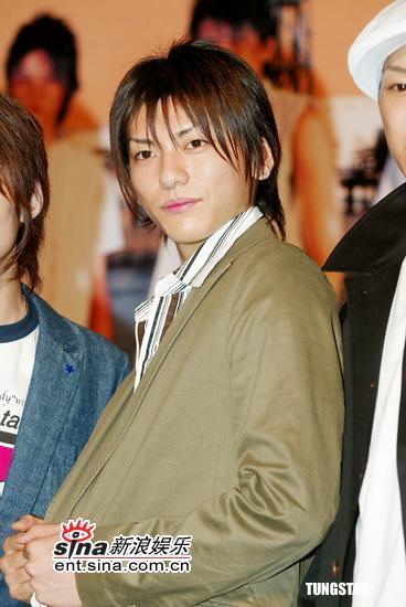 组图:日本偶像团体Lead来台湾为专辑做宣传