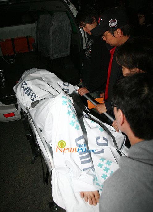 Leeteuk Car Accident