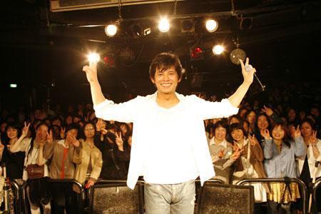 织田裕二出道20周年纪念很开心被叫大叔(附图)